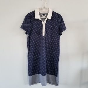 Tommy Hilfiger | Mixed Patterns Shift Dress